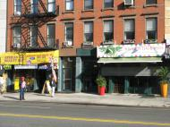 African establishments in Harlem, New York City (photo by Dmitri M. Bondarenko)