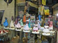 A Philadelphia kids store window shop