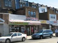 Chester Ave. in Kingsessing neighborhood in Philadelphia