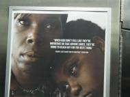 "PSAs in a Boston bus calling to put an end to violence in Mattapan – the city's ""Blackest"" neighborhood"