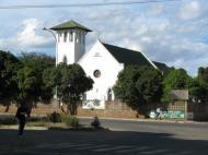Католическая церковь св. Терезы в г. Ливингстоне (фото Д.М. Бондаренко)