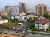 Панорама Лагоса (фото А.А. Банщиковой)
