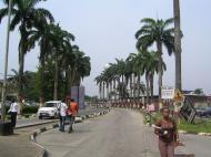 Кампус Университета Лагоса (фото Д.А. Халтуриной)