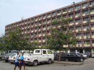Корпус гуманитарных факультетов Университета Лагоса (фото Д.А. Халтуриной)