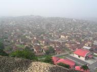 Панорама Абеокуты (фото Д.А. Халтуриной)