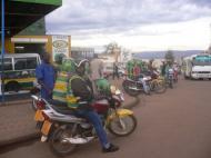 Мототакси, Кигали
