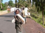 Руандийский мальчик