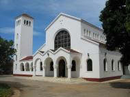 Греческая православная церковь в Дар-эс-Саламе (автор Д.М. Бондаренко)
