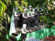 «Последний звонок» в мусульманской школе. г. Дар-эс-Салам (автор Д.М. Бондаренко
