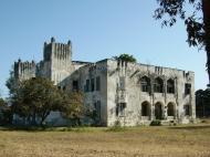 Бома – резиденция губернатора Германской Восточной Африки в Багамойо – первом ад