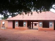 Дворцовый комплекс правителя доколониального королевства Дагомея (фото Т.В. Евге