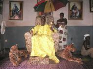 Традиционный правитель Аллады (фото Т.В. Евгеньевой)