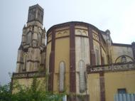 Католический кафедральный собор в г. Порто-Ново (фото А.А. Банщиковой)