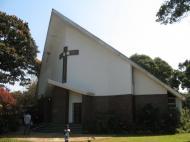 Голландская реформатская церковь в г. Лусаке, возведенная в 1919 г. (фото Д.М. Б