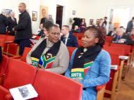 Представительницы ЮАР