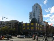 Мечеть Малкольм Шабазз в Гарлеме – центр притяжения для многих черных мусульман – как африканцев, так и африкано-американцев
