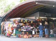 На Гарлемском рынке Малкольм Шабазз – африканском рынке при одноименной мечети, достопримечательности для туристов и месте получения «культурного опыта» для многих ньюйоркцев, в том числе африкано-американцев