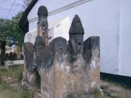 Средневековое арабское погребение, Каоле, Багамойо (фото А.А. Банщиковой)