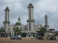 Бенин Порто-Ново. Мечеть