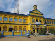 Бенин Порто-Ново. Здание главпочтамта