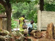 Бенин Университет Абомей - Калави. Подготовка к семинару