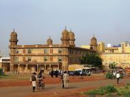 Буркина-Фасо Уагадугу. Мечеть