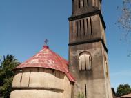 Англиканская церковь в Мбвени (фото А.А. Банщиковой)