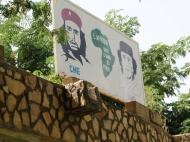 Нигер Че Гевра и Каддафи - герои нигерского студенчества