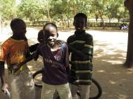 Нигер Нигерские дети