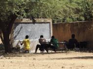 Нигер Университет Абду Мумуни. Подготовка к занятиям
