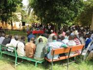 Нигер Университет Нигера. Открытая лекция посвященная вызовам капитализма и перспективам объединения Африки