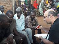 После воскресной службы, община Накабаале