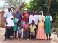 Посещение отца Иоакима и его семьи, Капеке