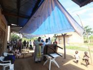 Молитва в старообрядческой общине, Кисоджо