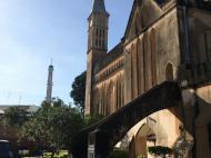 Англиканская церковь, Стоун Таун, Занзибар (фото Н.Е. Хохольковой)
