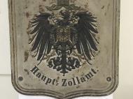 Герб Германской империи, Национальный музей Танзании, Дар-эс-Салам (фото Н.Е. Хохольковой)
