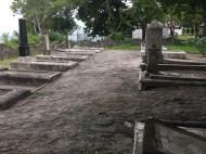 Германское кладбище, Багамойо (фото Н.Е. Хохольковой)