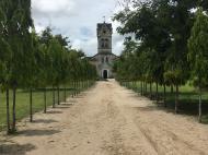 Католическая церковь, Багамойо (фото Н.Е. Хохольковой)