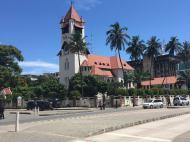 Лютеранская церковь Азания Фронт, Дар-эс-Салам (фото Н.Е. Хохольковой)