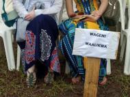 Н.Е. Хохолькова и М.А. Сергеева -гости на выпускном в SLADS, Багамойо (фото Н.Е. Хохолькова)