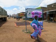 Бизнес дома и их хозяева - торговцы, по дороге в деревню