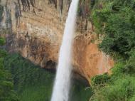 Водопад Sipi