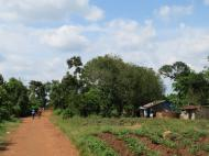 Деревня Накабаале