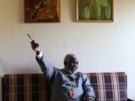 Интервью с Его Высокопреосвященством Митрополитом Кампальским и всея Уганды Ионой в его резиденции Намунгоона