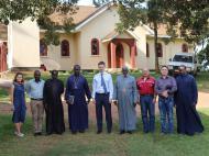 Резиденция Его Преосвященства Митрополита Кампальского и всея Уганды Ионы