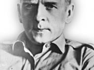 СМИРНОВ Сергей Руфович (1909-1969) Рядовой. Ленинградский фронт.