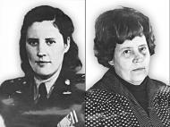 ЕРМОЛАЕВА Маргарита Всеволодовна (1918-2014) Лейтенант. 2-ой Белорусский, 4-й Украинский фронты.