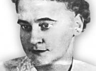 КРЕМЕНЬ Ксения Семеновна (1921-1995) Старшина. Южный, Сталинградский, Закавказский фронты.