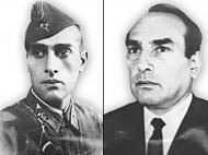 ЛАЗАРЕВ Яков Аркадьевич (1912-1990) Ст.лейтенант. Западный фронт.
