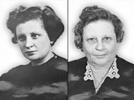 РАЙТ Марина Вениаминовна (1922-2002) Мл.лейтенант. Центральный фронт.